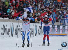 Langlauf: FIS World Cup Cross-Country - Otepaeae (EST)
