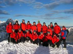 Skiwachtlehrgang 2011