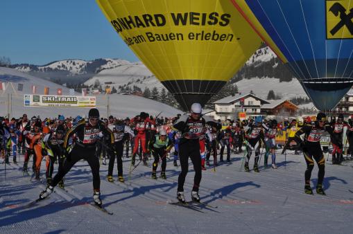 Ski-Trail Tannheimer Tal