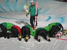 Telemark: Weltcup-Rennen in der Schweiz und in Frankreich 2011