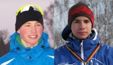 David Welde und Jakob Lange