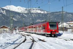 Regionalbahn, Garmisch-Partenkirchen
