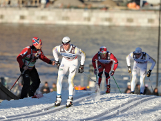Langlauf: FIS World Cup Cross-Country - Stockholm (SWE)