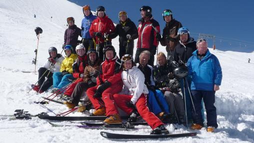 Sitzung Jugendausschuss/Referat Skisport an Schulen