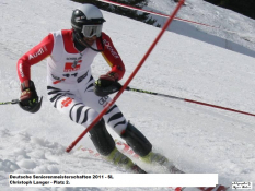Senioren Alpin, Saison 2010/2011