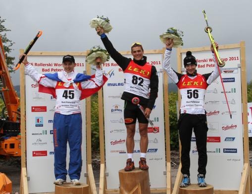 Rollski-Weltcup in Bad Peterstal-Griesbach 2011