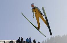 Skisprung Damen