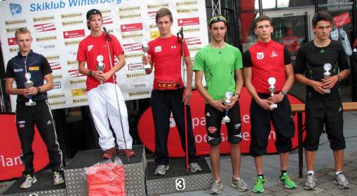 Sieger Alpencup Winterberg 2011