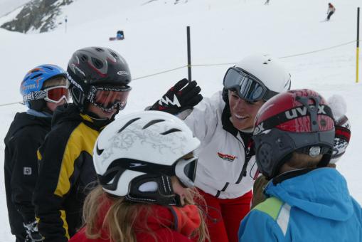 Bundeslehrteam Alpin Kinder