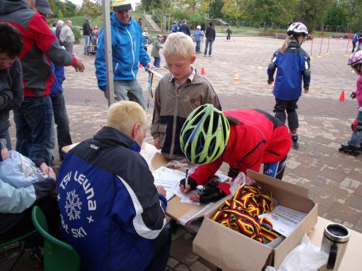 Schulsportkonzept in Bad Dürrenberg