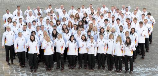 YOG 2012 in Innsbruck - das deutsche Team