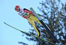 Skisprung: FIS World Cup Skisprung, Vier-Schanzen-Tournee - Innsbruck (AUT) 03.01.2012 - 04.01.2012