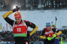 Biathlon: IBU World Cup Biathlon - Oberhof (GER) 04.01.2012 - 08.01.2012