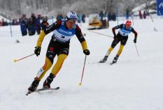Nordische Kombination: FIS World Cup Nordische Kombination - Oberstdorf (GER) 07.01.2012 - 08.01.2012