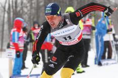 Langlauf: FIS World Cup Langlauf, Moskau (RUS) 01.02.2012 - 02.02.2012
