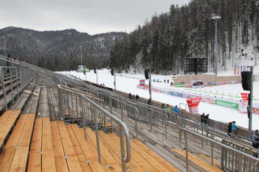 IBU Weltmeisterschaft Biathlon - Ruhpolding (GER) - 29.02.2012 - 11.03.2012
