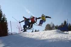 CROSS Trophy Ski Open 2012, Mittenwald