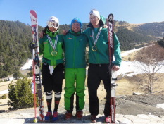 FIS-Juniorenweltmeisterschaft 2012 in Espot (ESP)
