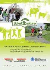ticket2natur-Broschüre