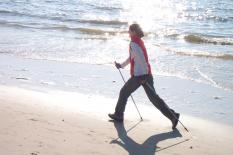 Nordic Walking Park Sylt