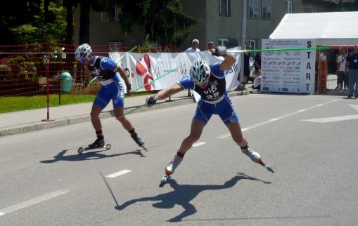 FIS Rollski Weltcup 2012, Oroslavje (CRO)