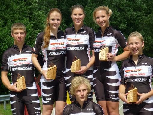 WIAC Weltcup in Sigulda/Lettland 2012