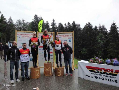 FIS Rollski-Weltcup 2012 Bad Peterstal - Teil 2