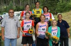 Sieger beim Ladies-Alpencup in Bischofsgrün