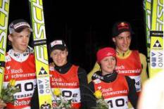 Mixed-Team Hinterzarten SGP 2012