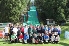 11. Deutsche Senioren Meisterschaft im Spezialsprunglauf