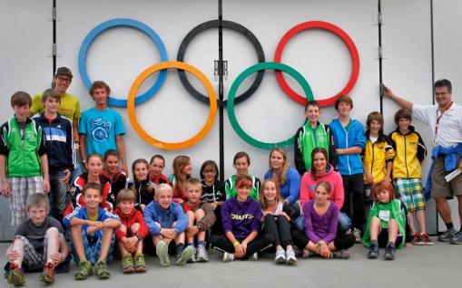 Viessmann Sommer-Ski-Camp mit Nicole Fessel und Tobias Angerer