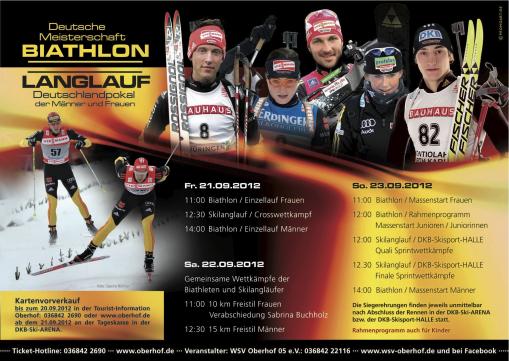 DM Biathlon 2012
