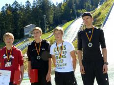 Paul Winter, Thomas Dufter, Seppi Lechner ,Georg Späth
