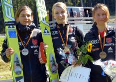 Ulrike Gräßler, Svenja Würth, Ramona Straub