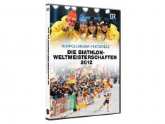 Cover DVD Biathlon-WM 2012