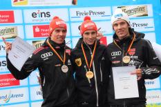 Deutschen Meisterschaften 2012 (Klingenthal)
