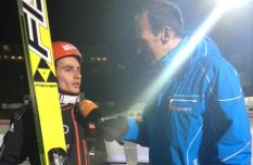 Richard Freitag beim Weltcup-Auftakt 2012/2013 in Lillehammer (NOR)
