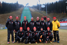 DSV-Team Skisprung